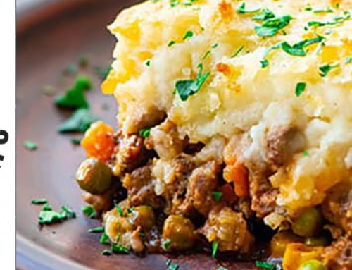 Shepherds pie and a pint for just £10 ahead of Deal & Betteshanger game